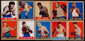Boxing Cards:General, 1948 Leaf Boxing Near Set (48)....