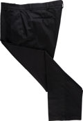 """Movie/TV Memorabilia:Costumes, A Burt Young Pair of Pants and Socks from """"Rocky IV.""""..."""
