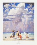 Memorabilia:Poster, N. C. Wyeth Poster Group of 2 (Various Publishers).... (Total: 2Items)