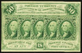 Fractional Currency:First Issue, Fr. 1312 50¢ First Issue Very Fine-Extremely Fine.. ...