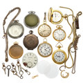 Timepieces:Other , A Lot Of Twenty Seven Miscellaneous Watches & Watch Items. ... (Total: 27 Items)