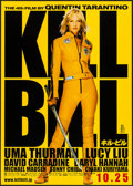 "Movie Posters:Action, Kill Bill: Vol. 1 (GAGA-Humax, 2003). Japanese B2 (20.25"" X28.75""). Action.. ..."