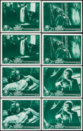 """Movie Posters:Horror, Tomb of Torture (Trans Lux, 1966). Lobby Card Set of 8 (11"""" X 14""""). Horror.. ... (Total: 8 Items)"""