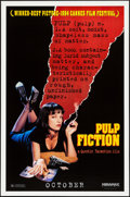 """Movie Posters:Crime, Pulp Fiction (Miramax, 1994). One Sheet (27"""" X 41"""") Advance. Crime.. ..."""