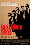 """Movie Posters:Crime, Reservoir Dogs & Other Lot (Miramax, 1992). One Sheets (2)(26.5"""" X 39.75"""", & 27"""" X 40""""). Crime.. ... (Total: 2 Items)"""