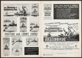 """Movie Posters:Adventure, The Adventures of Huckleberry Finn & Others Lot (MGM, 1960).Cut and Uncut Pressbooks (7) (Multiple Pages, 6.75"""" X 12"""", 8.5""""...(Total: 7 Items)"""