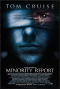 "Movie Posters:Science Fiction, Minority Report & Others Lot (20th Century Fox, 2002). OneSheets (7) (approx. 26.75"" X 40"") DS Advance Style A & B.Science... (Total: 7 Items)"