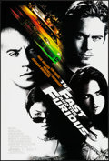 """Movie Posters:Action, The Fast and the Furious & Others Lot (Universal, 2001). One Sheets (3) (27"""" X 40"""") DS. Action.. ... (Total: 3 Items)"""