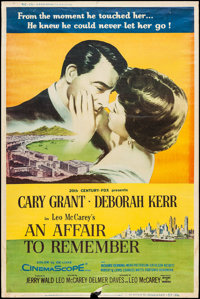 """An Affair to Remember (20th Century Fox, 1957). Poster (40"""" X 60"""") Style Z. Romance"""