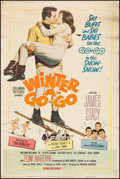 """Movie Posters:Comedy, Winter A-Go-Go (Columbia, 1965). Poster (40"""" X 60""""). Comedy.. ..."""