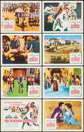 """Movie Posters:Adventure, The Warrior Empress (Columbia, 1960). Lobby Card Set of 8 (11"""" X14""""). Adventure.. ... (Total: 8 Items)"""