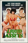 """Movie Posters:Adult, Liquid Assets & Others Lot (Sendy, 1982). One Sheets (100) (27"""" X 41""""). Adult.. ... (Total: 100 Items)"""