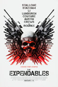"Movie/TV Memorabilia:Posters, The Expendables (Lionsgate, 2010). One Sheet Movie Poster Lot of 24 (27"" X 40"")..."