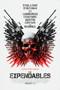"The Expendables (Lionsgate, 2010). One Sheet Movie Poster Lot of 24 (27"" X 40"")"
