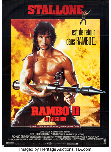 Rambo (Lionsgate, 2008)  One Sheet Movie Poster Lot of 11
