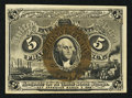 Fractional Currency:Second Issue, Fr. 1234 5¢ Second Issue Choice About New.. ...