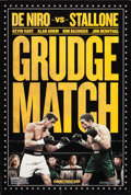 "Movie/TV Memorabilia:Posters, Grudge Match (Warner Brothers, 2013). Window Card Set of 3 (27"" X40""). ..."
