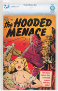 Golden Age (1938-1955):Horror, Hooded Menace #nn (Realistic Comics, 1951) CBCS VF- 7.5 Off-whitepages....