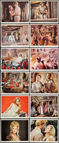 """Movie Posters:Fantasy, She (MGM, 1965). Color Photo Set of 12, Portrait and Scene Photos (20), and Color Photo (8"""" X 10""""). Fantasy.. ... (Total: 33 Items)"""