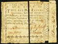 Colonial Notes:North Carolina, North Carolina July 14, 1760 20s Good.. ...