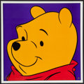 "Miscellaneous Collectibles:General, 1997 Disney ""Winnie the Pooh"" Oversized Print...."