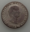 Mexico, Mexico: Augustin Iturbide 8 Reales 1823-JM Fine - Scratches,...