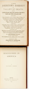 Books:Americana & American History, [American History]. Pair of Books. Various publishers and dates.... (Total: 2 Items)