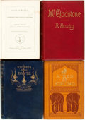 Books:Literature Pre-1900, [Literature]. Group of Four Nineteenth-Century Books. Various publishers and dates. . ... (Total: 4 Items)