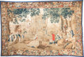 Movie/TV Memorabilia:Original Art, A Flemish Baroque Tapestry, after Pieter Bruegel, 17th Century...