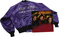 Music Memorabilia:Autographs and Signed Items, Bee Gees Signed Album with Andy Gibb Tour Jacket. This nice pairingof Bee Gees collectibles includes a copy of their 1979 ...