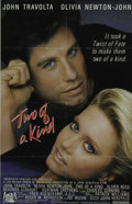 "Hollywood Memorabilia:Autographs and Signed Items, Olivia Newton-John Signed Poster. Five years after they hit it bigwith the big-screen version of ""Grease,"" John Travolta an..."