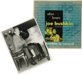 """Music Memorabilia:Autographs and Signed Items, Signed """"After Hours - Joe Bushkin"""" Columbia CL 6201 10-inch LP,with Autographed Al White Silver Print (1952). Pianist Joe B..."""