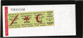 Music Memorabilia:Tickets, Woodstock Ticket - Unused. The most famous music festival ever, Woodstock has come to symbolize the climax of the '60s ...