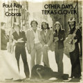 "Music Memorabilia:Recordings, Stevie Ray Vaughan (Paul Ray and the Cobras) ""Other Days""/ ""TexasClover"" 45 w/Picture Sleeve Viper 30322 (1973). We've inse..."