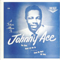 """Music Memorabilia:Recordings, Johnny Ace """"A Tribute Album"""" EP Duke 81 (1955). Johnny Ace's second EP showcased two of his #1 R&B hits, """"My Song"""" and """"The ..."""