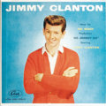 """Music Memorabilia:Recordings, """"Jimmy Clanton"""" EP Ace 101 (1959). The teenage idol's first EPfeatured songs from Hal Roach's """"Go, Johnny, Go"""" including """"I..."""