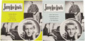 Music Memorabilia:Recordings, Jerry Lee Lewis Sun EP Group of 2 (1958). From mid-1957 to mid-1958 there were few bigger Rock stars than Jerry Lee, and non... (Total: 2 Items)