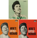 Music Memorabilia:Recordings, Little Richard EP Group of 3 Specialty 400/402/404 (1957-58). Jumpstart your Little Richard EP collection with superfine co...