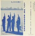 """Music Memorabilia:Recordings, Moonglows """"Look! It's the Moonglows"""" EP Chess 5122 (1959). Thegroup's first of only two EPs came years after they had blaze..."""
