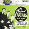 """Music Memorabilia:Recordings, The Original Casuals """"Three Kisses Past Midnight"""" EP Back BeatRecords EP-40 (1958). When these Dallas teenagers hit with """"S..."""