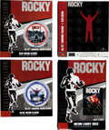 "Movie/TV Memorabilia:Memorabilia, A Group of Collectibles Related to ""Rocky.""... (Total: 2 Items)"
