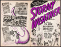 "Movie Posters:Musical, Stormy Weather (20th Century Fox, 1943). Uncut Pressbook (20 Pages,11.25"" X 17.25""). Musical.. ..."