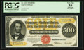 Large Size:Gold Certificates, Fr. 1217 $500 1922 Gold Certificate PCGS Apparent Very Fine 35.. ...