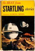 Books:Science Fiction & Fantasy, Ray Bradbury, contributor. INSCRIBED. Samuel Mines, editor. The Best from Startling Stories. New York: Henry Holt an...