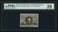 Fractional Currency:Second Issue, Fr. 1322 50¢ Second Issue PMG Choice About Unc 58.. ...