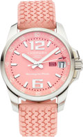 Estate Jewelry:Watches, Chopard Lady's Stainless Steel Mille Miglia GT XL Watch. ...