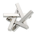 Estate Jewelry:Brooches - Pins, White Gold Brooch, Frank Gehry for Tiffany & Co.. ...