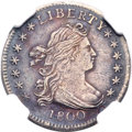 Early Dimes, 1800 10C JR-2, R.5 -- Improperly Cleaned -- NGC Details. AU....