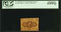 Fractional Currency:First Issue, Fr. 1230 5¢ First Issue PCGS Extremely Fine 45PPQ.. ...