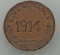 Mexico, Mexico: Revolutionary copper Trio,... (Total: 3 coins)
